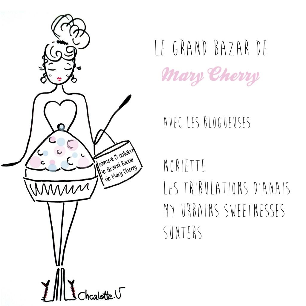 Le grand bazar de mary cherry levidedressingdunechineuse - Vide dressing montpellier ...